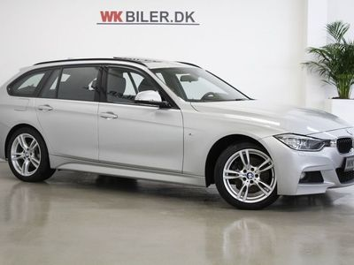 brugt BMW 328 i 2,0 Touring M-Sport xDrive aut.