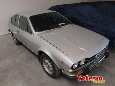 brugt Alfa Romeo Alfetta GT/GTV 1800 Coupé