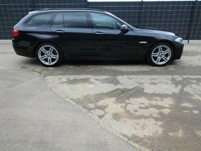begagnad BMW 525 d 3,0 Touring M-Sport aut.