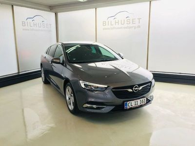 brugt Opel Insignia 2,0 CDTi 170 Impress GS aut.