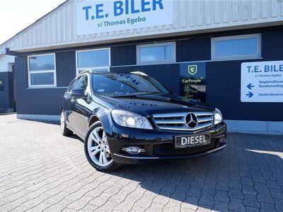 brugt Mercedes C250 d T 2,2 CDI BlueEfficiency 204HK Stc Aut.