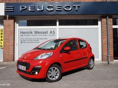 brugt Peugeot 107 1,0 Champion Air 68HK 5d