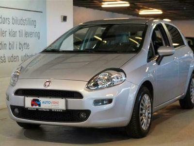 brugt Fiat Punto 1,3 MJT DPF Dynamic Start & Stop 85HK 5d