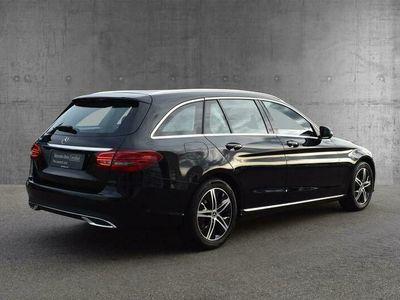 brugt Mercedes C200 T 1,5 Bluetec 9G-Tronic 184HK Stc 9g Aut.