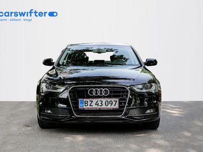brugt Audi A4 1,4 TFSi 150 4d