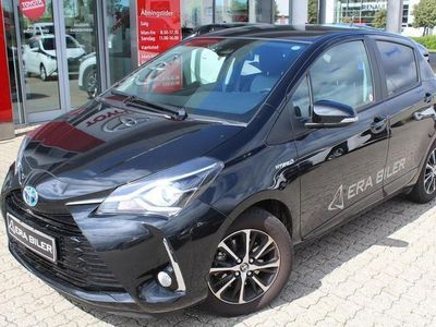 gebraucht Toyota Yaris 1,5 Hybrid H3 Smartpakke E-CVT 100HK 5d