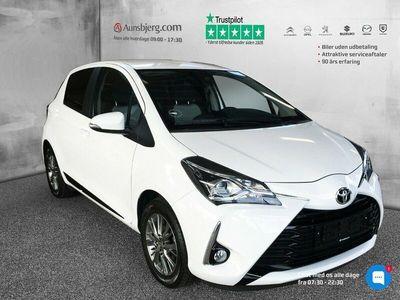 brugt Toyota Yaris VVT-i T2 Premium