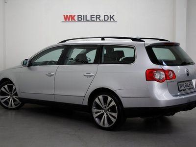 brugt VW Passat 2,0 TDi 170 Comfortline Variant