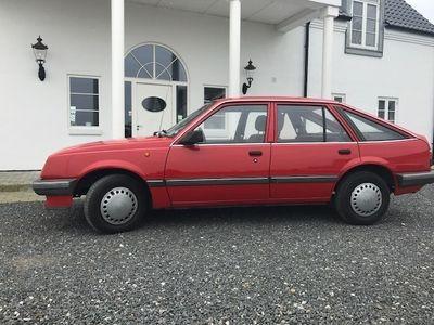 brugt Opel Ascona combi coupé