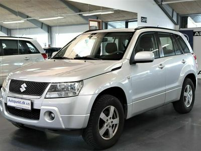 brugt Suzuki Grand Vitara 2,0 GLS aut.