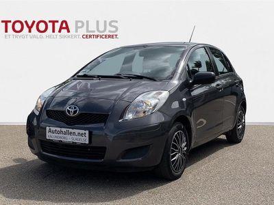 brugt Toyota Yaris 1,0 VVT-I TX 69HK 5d