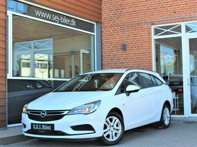 brugt Opel Astra Sports Tourer 1,6 CDTI Enjoy Start/Stop 110HK Van 6g A++