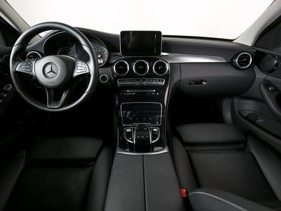 brugt Mercedes C200 2,0 Avantgarde aut.