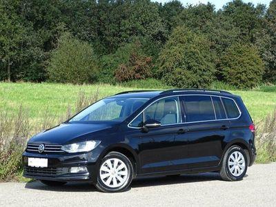 brugt VW Touran 1,6 TDi 110 Comfortline DSG 7prs