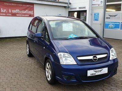 brugt Opel Meriva 1,4 16V Enjoy