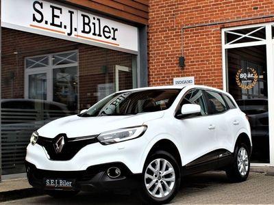 brugt Renault Kadjar 1,5 dCi Zen 110HK 5d