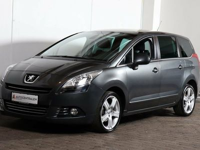 brugt Peugeot 5008 1,6 HDi 112 Style 7prs