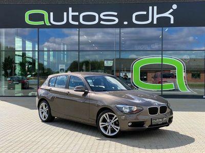brugt BMW 114 d