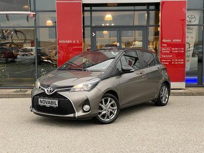 brugt Toyota Yaris 1,3 VVT-I Delight 100HK 5d 6g A