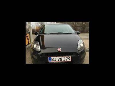 brugt Fiat Punto 1,3 1.3 MJT 85