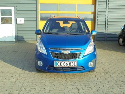 second-hand Chevrolet Spark 1,2 LS