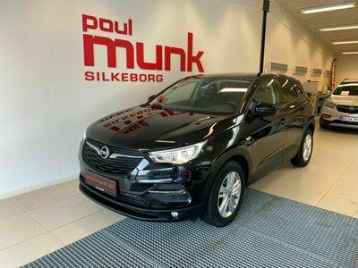 brugt Opel Grandland X 1,2 T 130 Enjoy aut.