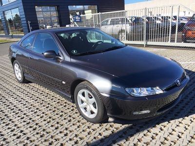 used Peugeot 406 Coupe
