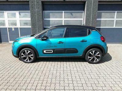 brugt Citroën C3 1,2 PureTech Shine Sport 83HK 5d