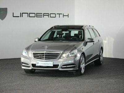 brugt Mercedes E350 0 CDi Avantgarde stc. aut. 4Matic BE