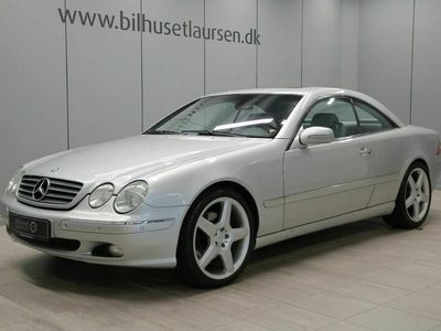 brugt Mercedes CL500 CL KlasseAut