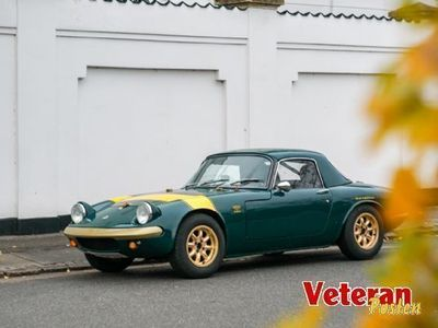 brugt Lotus Elan Sprint (1972) Big V