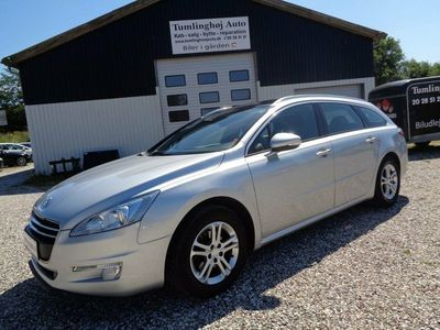 gebraucht Peugeot 508 1,6 HDi 114 Active SW
