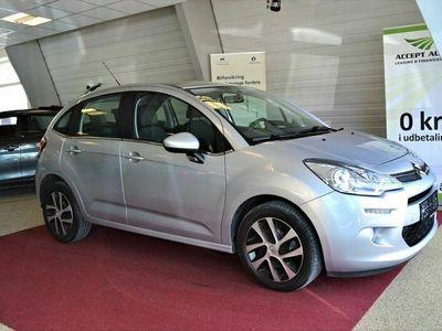 brugt Citroën C3 BlueHDi 100 Challenge