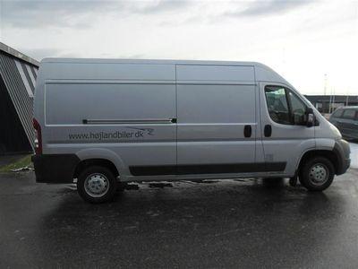 brugt Peugeot Boxer 333 L3H2 2,2 HDI 130HK Van 6g