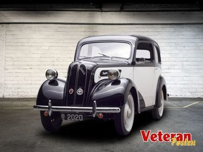 brugt Ford Anglia Saloon