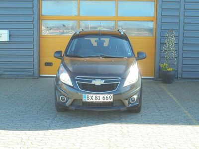 begagnad Chevrolet Spark 1,2 LTZ