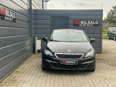 brugt Peugeot 308 1,6 e-HDi 116 Active
