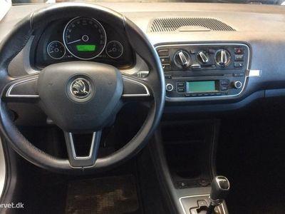 brugt Skoda Citigo 1,0 MPI Elegance 60HK 3d Aut.