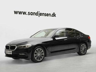 brugt BMW 530 e 2,0 iPerformance Sport Line aut.
