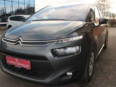 brugt Citroën C4 Picasso 1,6 e-HDi 115 Seduction