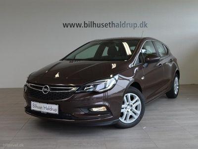 brugt Opel Astra Enjoy 1,4 Turbo 150HK 5-dørs