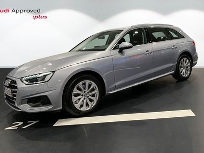 brugt Audi A4 40 TFSi Advanced+ S-tr.