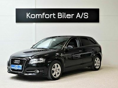 brugt Audi A3 Sportback TDi Ambition 1,6