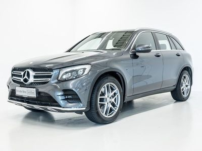 brugt Mercedes GLC250 2,0 aut. 4-M