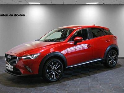 brugt Mazda CX-3 2,0 Sky-G 150 Optimum AWD