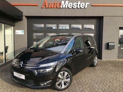 brugt Citroën Grand C4 Picasso 2,0 BlueHDi 150 Exclusive EAT6