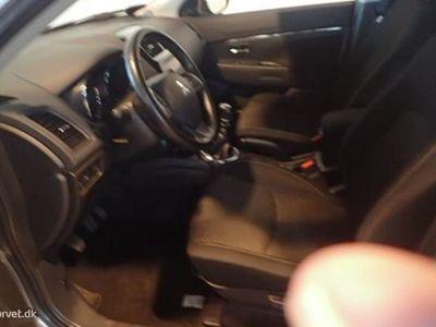 brugt Mitsubishi ASX 1,8 DI-D Invite 2WD 115HK 5d 6g