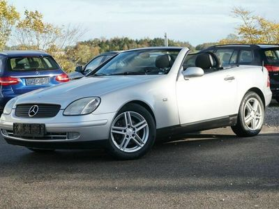brugt Mercedes SLK200 2,0 aut.