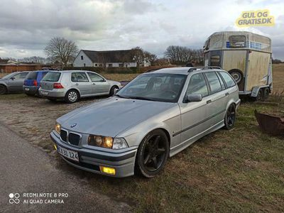 brugt BMW 323 e36 i touring