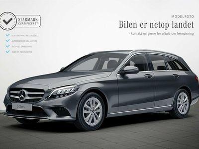 usata Mercedes C200 1,5 Avantgarde stc. aut.